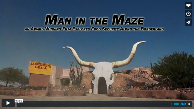 Watch 'Man in the Maze' on Vimeo
